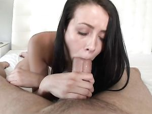 Teenage Cunt Seeded By His Big Cock Going Deep