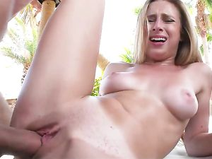 Taylor Whyte Fucking Outdoors With His Big Dick