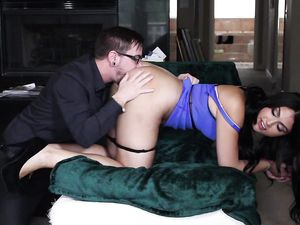 Asshole Of A Hot Slut Filled By A Fat Dick