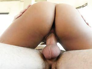 Sexy Suck Slut Rides That Big Boner To Orgasm