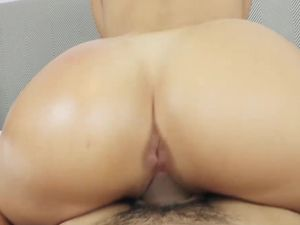 Working Over A Wondrous Big Ass Babe In His Bed