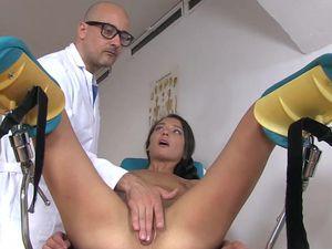 Big Dick MD Fucks Her Slutty Teenage Asshole
