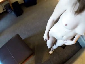 Pale Princess Getting Rammed And A Cum In Mouth