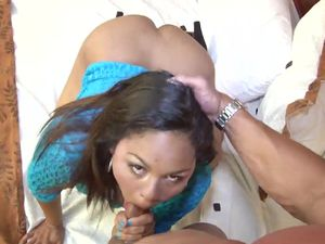 Latina BBW Is Limber Enough To Ride Cock Like A Slut