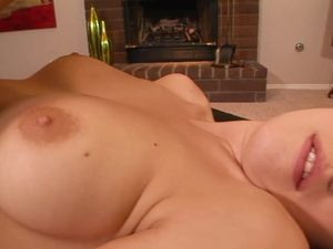 Well Fucked Teen Takes His Cum On Her Perky Titties