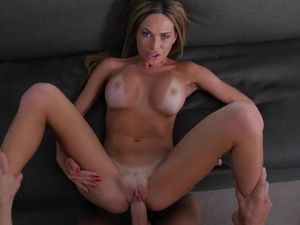 Hotel Babe Gets The Big Cock Fucking She Craves
