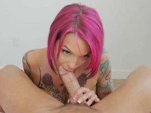 Tattooed Goddess Takes A Man Home For Hot Sex
